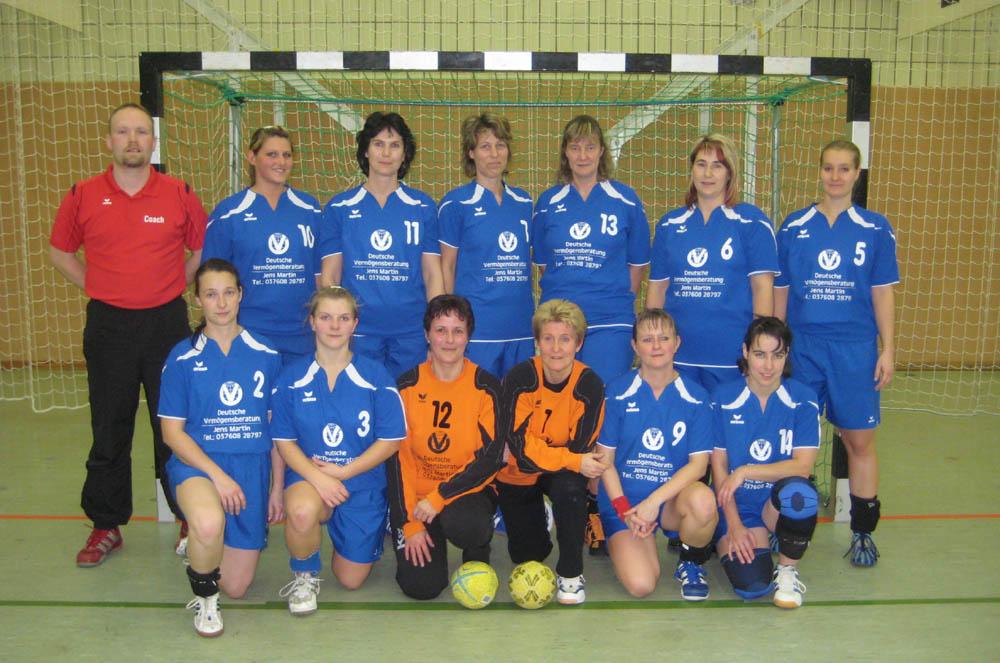 Chemnitz Rottluff Handball